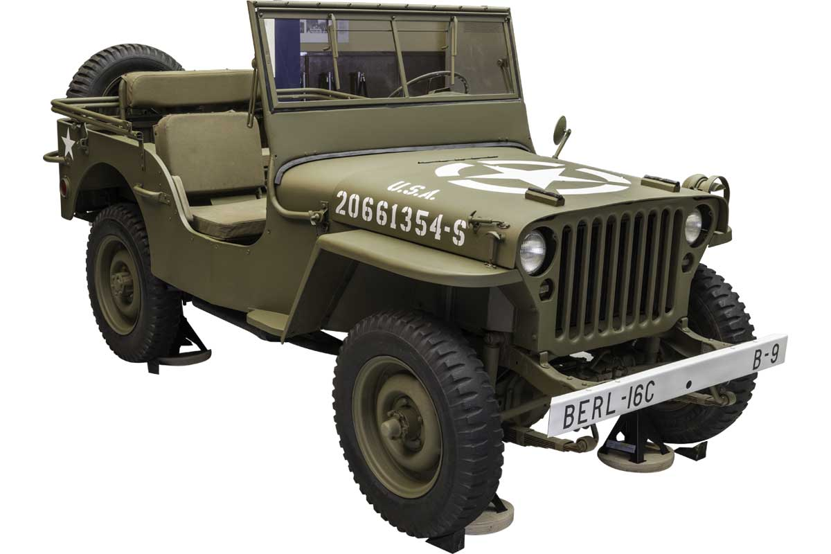 Jeep Willys MB (1945)